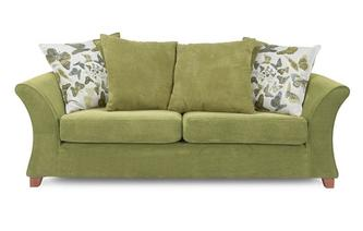 3 Seater Pillow Back Sofa Bed Escape