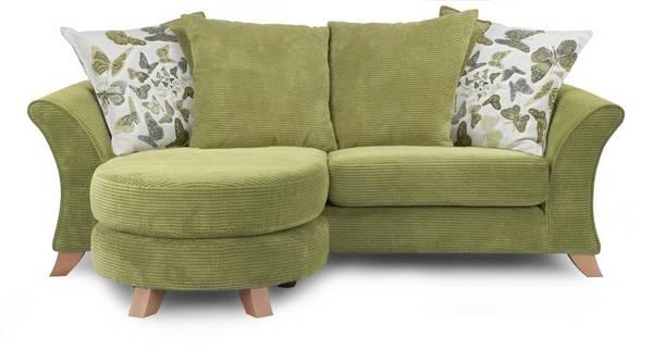 Escape 3 Seater Pillow Back Lounger Sofa