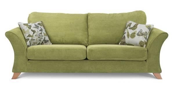 Escape 3 Seater Formal Back Sofa