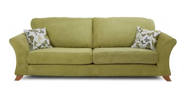 Escape 4 Seater Formal Back Sofa