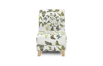 Accent Chair Escape Butterfly