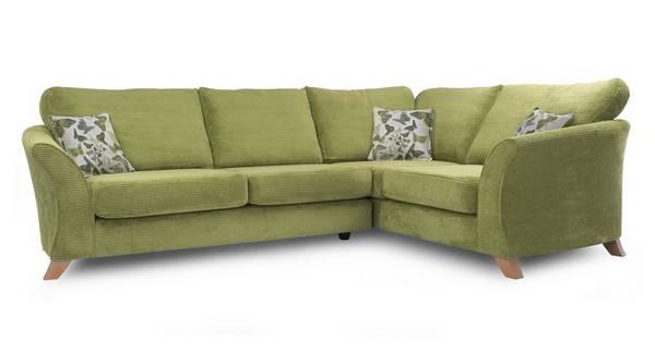 Escape Left Hand Facing 2 Piece Formal Back Corner Sofa