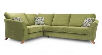 Escape Right Hand Facing 2 Piece Formal Back Corner Sofa