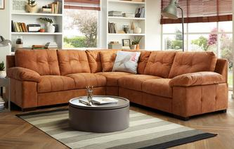 Estate 3 Piece Corner Sofa Grand Outback