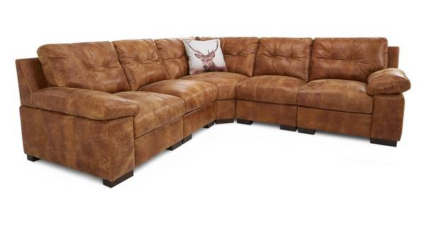 Estate 5 Piece Corner Sofa