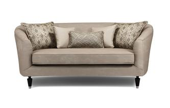 Plain Medium Sofa Etienne