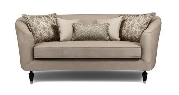 Etienne Plain Medium Sofa