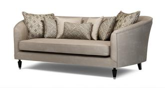 Etienne Plain Large Sofa