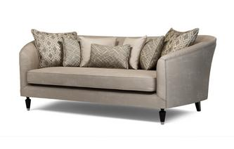 Plain Large Sofa Etienne