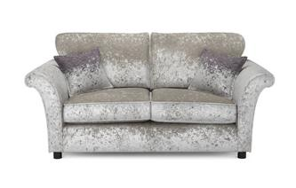 Etoile 2 Seater Formal Back Deluxe Sofabed Krystal