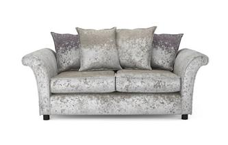 Etoile 2 Seater Pillow Back Deluxe Sofabed Krystal