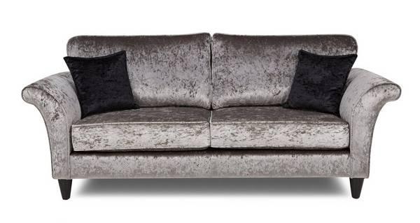 Etoile 3 Seater Formal Back Sofa
