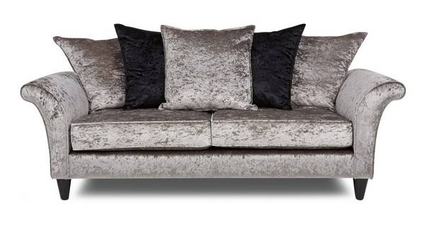 Etoile 3 Seater Pillow Back Sofa