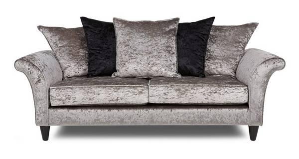 Etoile 3 Seater Pillow Back Sofa