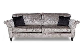 4 Seater Formal Back Sofa Krystal