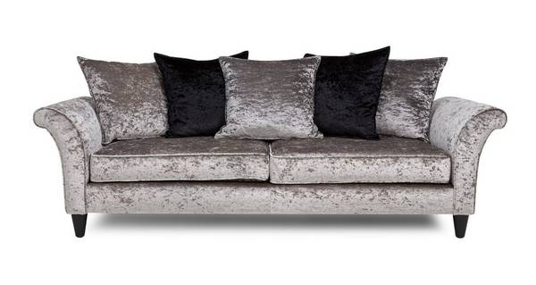 Etoile 4 Seater Pillow Back Sofa