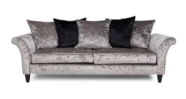 Etoile 4 Seater Pillow Back Sofa