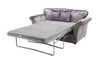 Etoile Clearance 2 Seater Formal Back Deluxe Sofabed Krystal