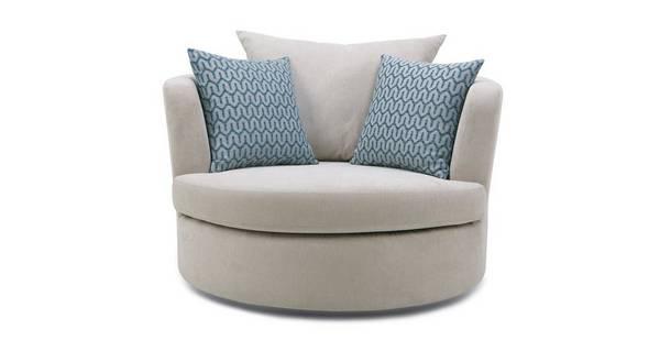 Etta Large Swivel Chair