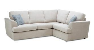 Etta Left Hand Facing 2 Seater Corner Sofa