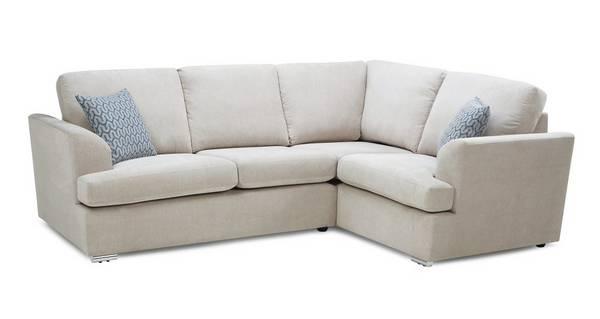 Etta Left Hand Facing 2 Seater Corner Sofa