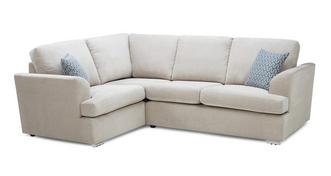 Etta Right Hand Facing 2 Seater Corner Sofa
