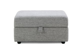 Large Storage Footstool