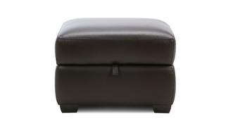 Euston Storage Footstool