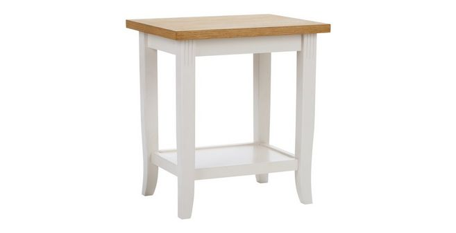 Admirable Evesham Lamp Table Machost Co Dining Chair Design Ideas Machostcouk