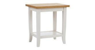 Evesham Lamp Table