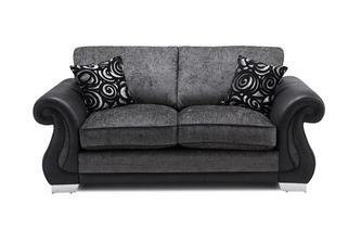 Formal Back Large 2 Seater Supreme Sofa Bed