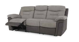 Evolution 3-zitter handbediende recliner