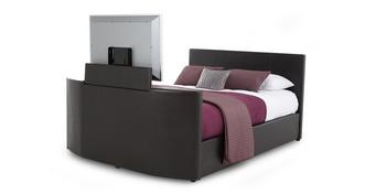 Evolve Double (4 ft 6) TV Bedframe