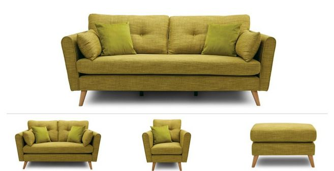Brilliant Evron Clearance 4 2 Seater Sofas Chair Two Stools Uwap Interior Chair Design Uwaporg