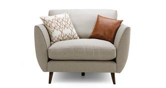 Ezra Cuddler Sofa
