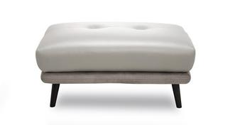 Fabb Rectangular Footstool