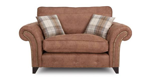 Fairfield Formal Back Cuddler Sofa