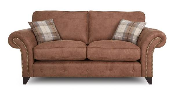 Fairfield 2 Seater Formal Back Sofa