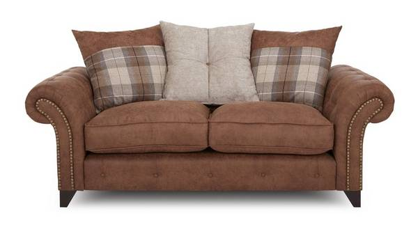 Fairfield 2 Seater Pillow Back Sofa