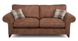Fairfield 3 Seater Formal Back Sofa