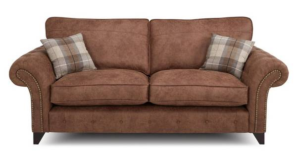 Fairfield 3 Seater Formal Back Sofa