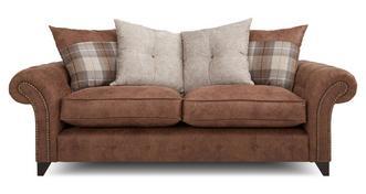 Fairfield 3 Seater Pillow Back Sofa