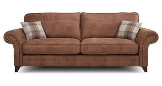 Fairfield 4 Seater Formal Back Sofa