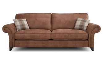 4 Seater Formal Back Sofa Oakland