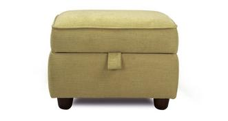 Fairhaven Plain Storage Footstool
