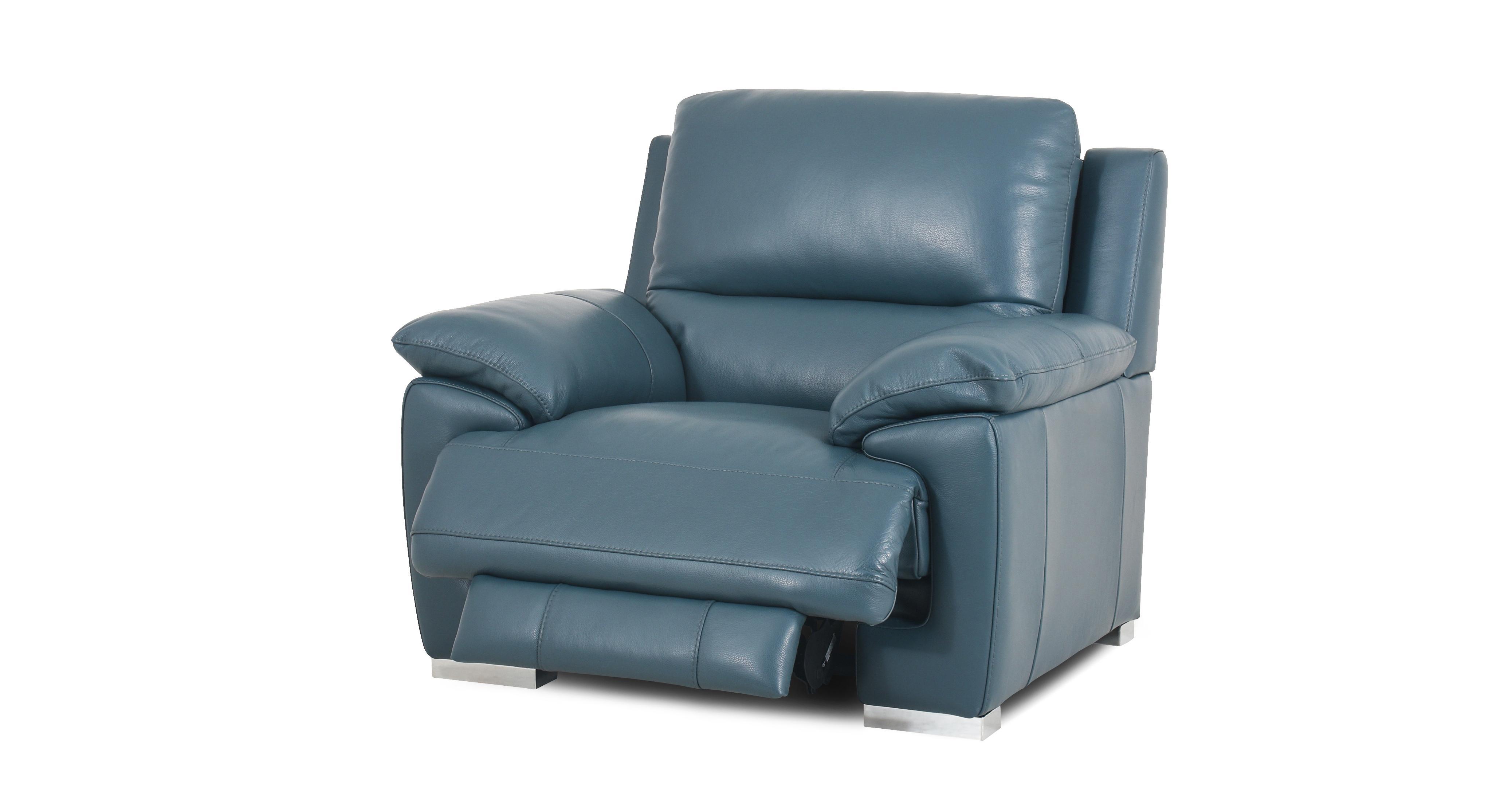Falcon Manual Recliner Chair New Club DFS