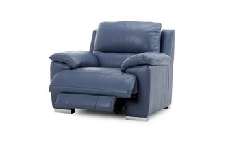 Accu recliner stoel New Club