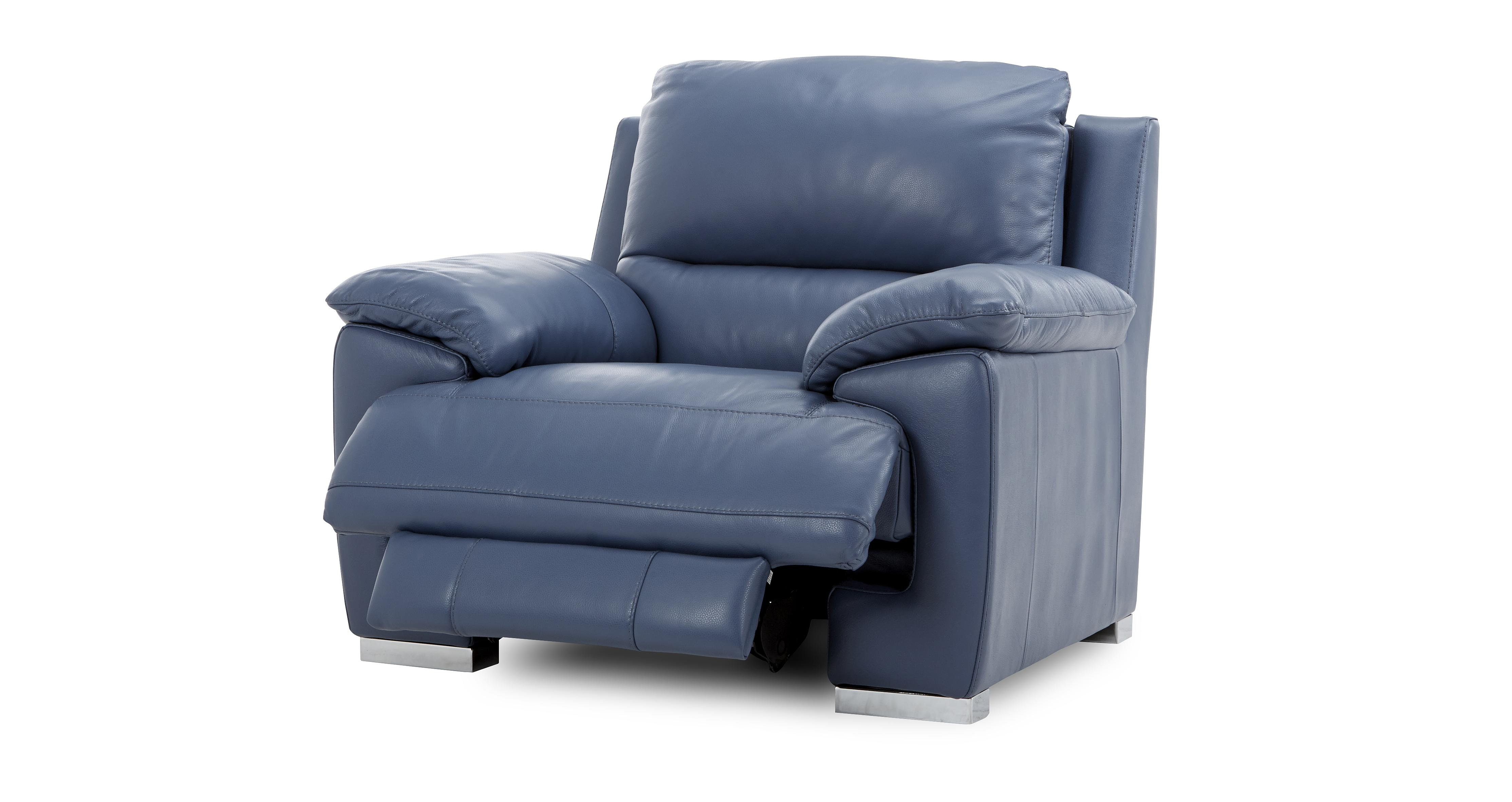 Falcon Electric Recliner Chair New Club