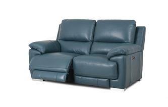 2 Seater Power Plus Recliner New Club