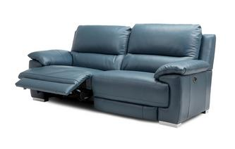 3 Seater Power Recliner New Club